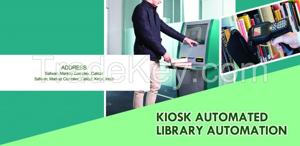 Kiosk Library system