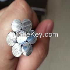 7wire pc strand used in brige and building constrution