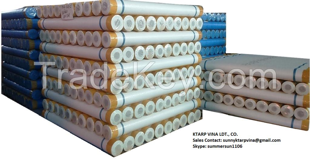 White Roll Tarpaulin