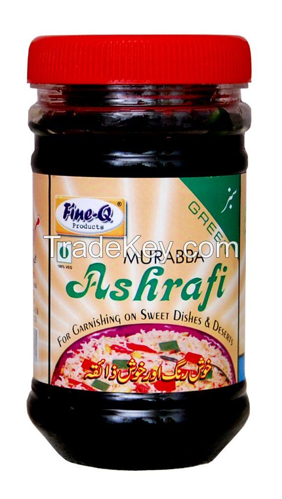 Murabba Ashrafi 400.gms Green