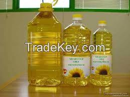Refined Sunflower Oil, Refined Corn Oil, Refined Soybean Oil, Crude Sunflower Oil
