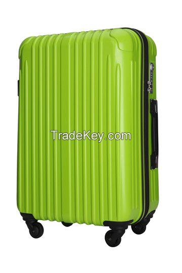 Fashion ABS PC hardshell travel luggage set 8041