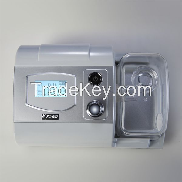 Portable medical Breathing machine Auto CPAP for sleep apnea with humidifier with CE