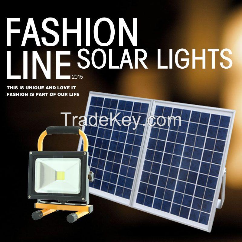 Solar lights Newes LED lights  Solar camping lights outdoor garden lights Solar lantern