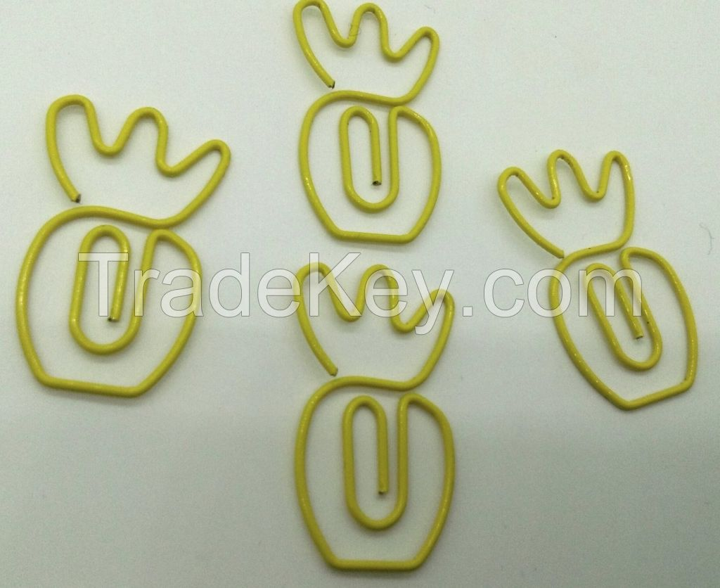 kinds of paper clips supplys directly from manufacturer