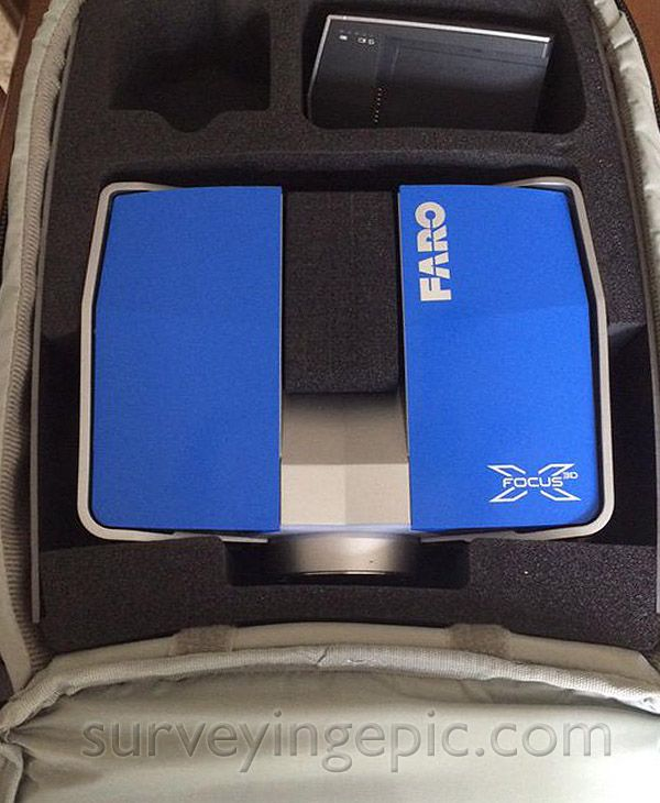 Focus3D X330 Laser Scanner set used