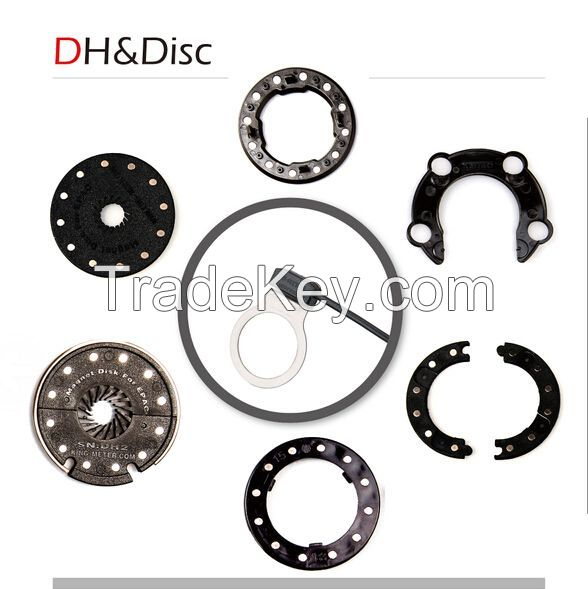 Ebike Parts Pedal Sensors 12 Signal DH Sensor Match with Different Magnet Disc
