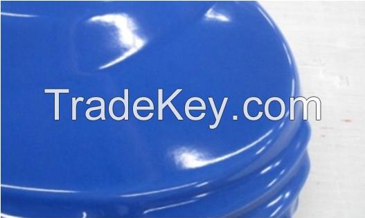Prototype porcelain enamel coating, vitreous enamel coating