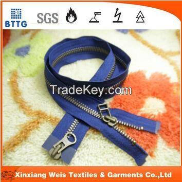 anti-fire zipper