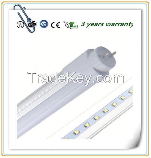 HDS 0.6m 1.2m 1.5m  led tube light 9W 18W 24W SMD2835 Certification: CE, EMC, LVD, RoHS, CE RoHS