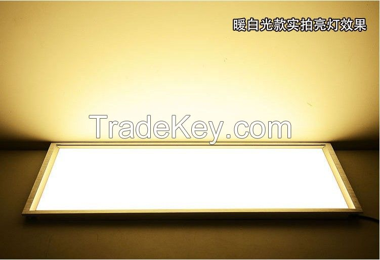 HDS-P8021-E 40w led panel light 85-265V 600*600mm 2835SMD 90-120lm/w