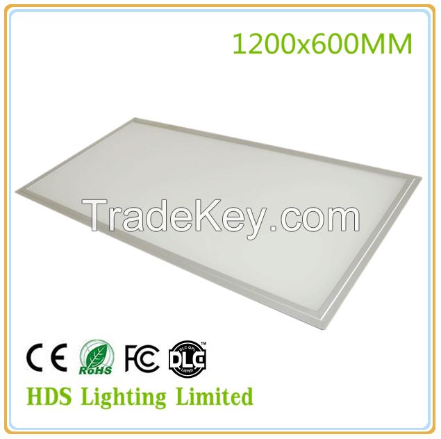 HDS-P8021-E 48w led panel light 85-265V 600*600mm 2835SMD 90-120lm/w