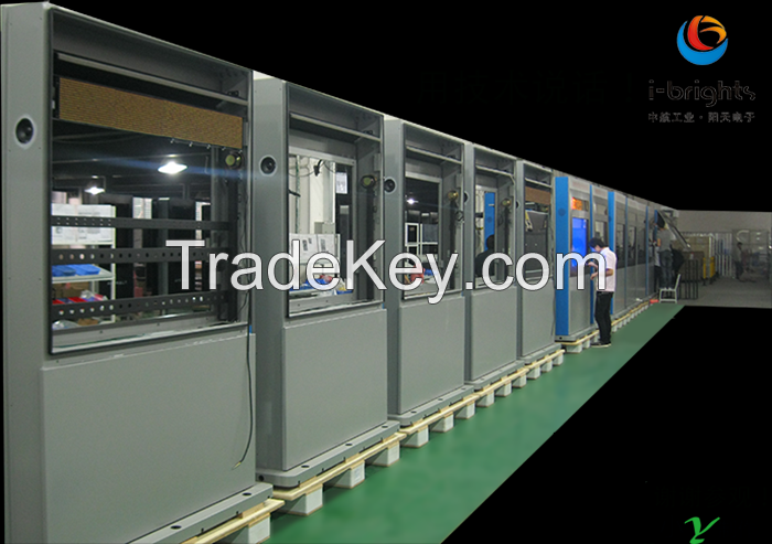 LCD advertising displayer/advertising player/digital signage/LCD kiosk/totem