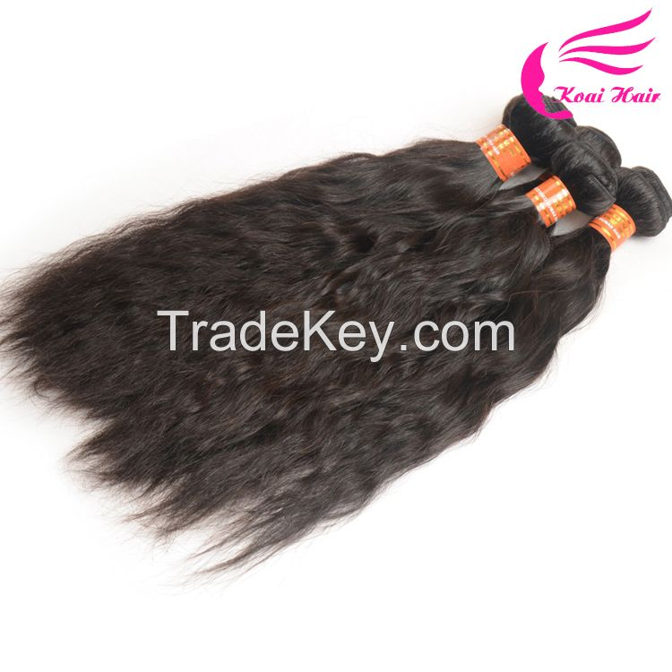 6A unprocessed wholesale virgin Indian hair, remy human hair, no chemical processed 8-30ibch bundles virgin hair