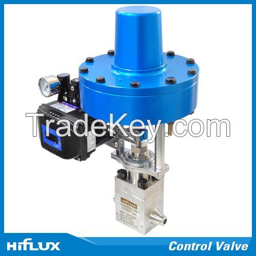[HIFLUX] High Pressure Control Valve