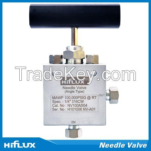 [HIFLUX] High Pressure Needle Valve