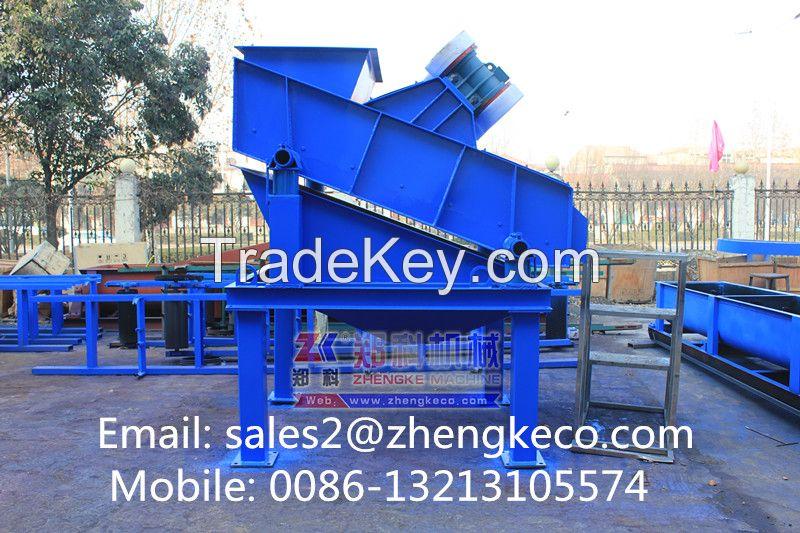 Large capacity linear vibrating screen (WhatsApp: 0086-13213105574)