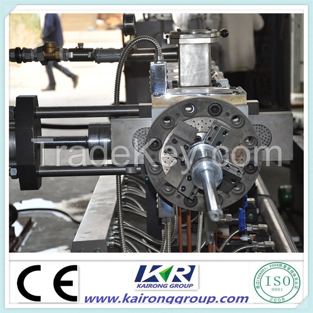 PP/PE/PVC/ABS Plastic Compounding Extruder Granulator Machine