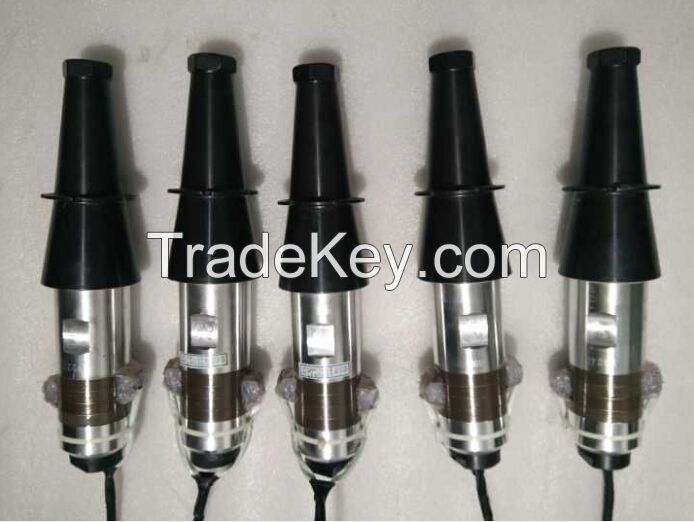 2.6 Kw 15khz 10-11nf Ultrasonic Welding Transducer Maxwide Replacement