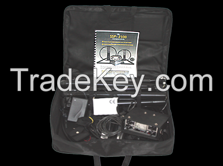 Buy SSP-2100 Pulse Induction Metal Detector from Accurate Locators