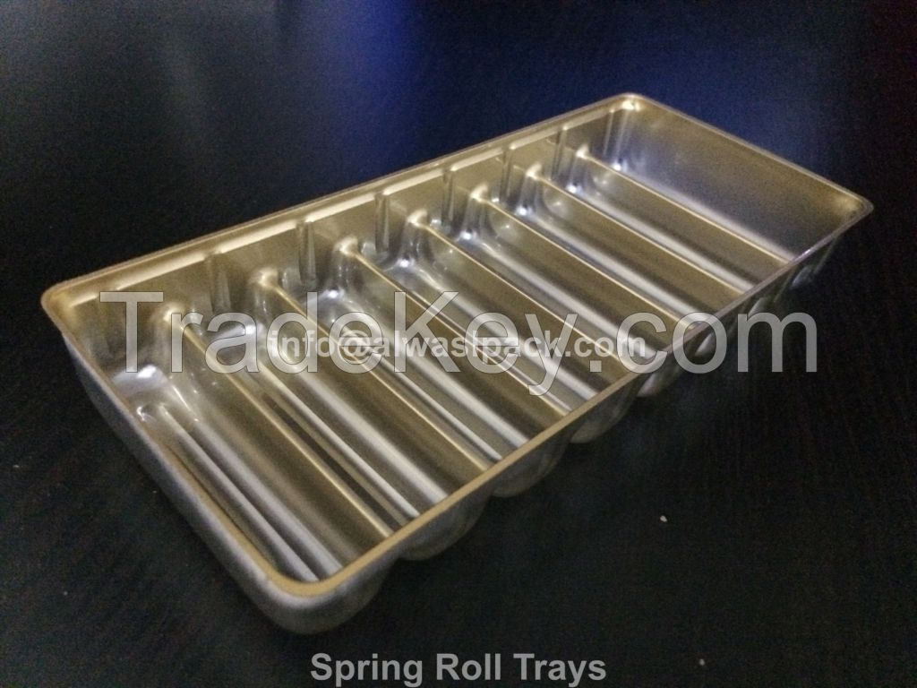 Spring Roll Packaging Trays