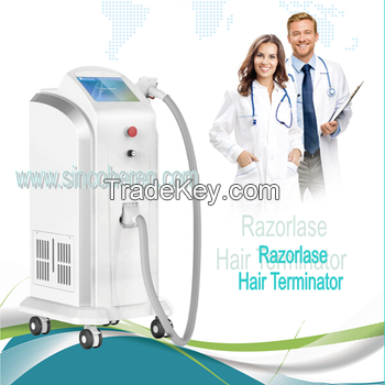 Germany Stack CE/TGA! 808nm diode laser korea blue laser diode hair removal