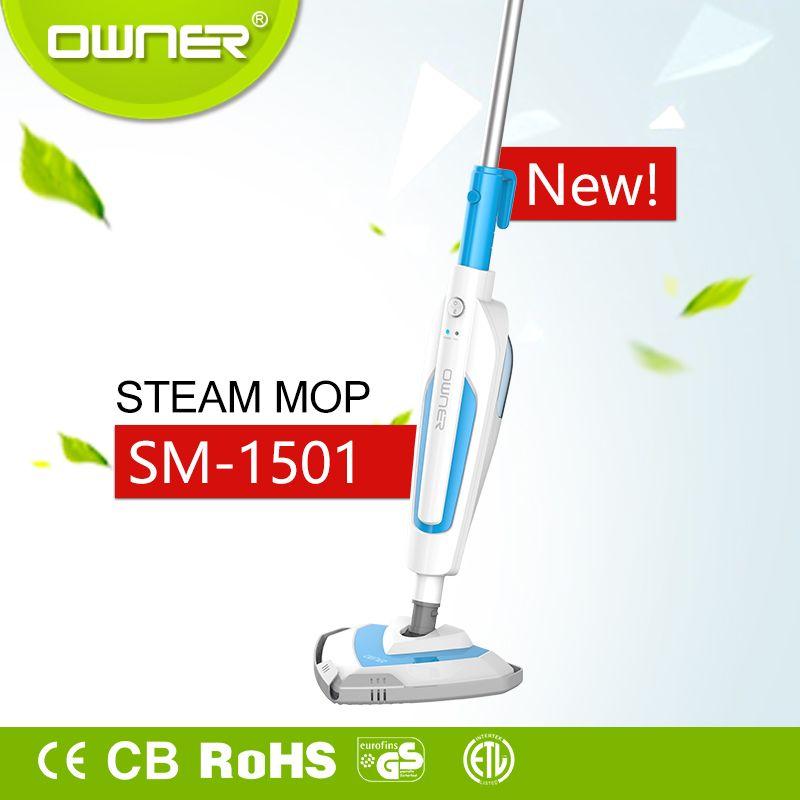 New Design Professional Sanitizing Steam Mop 1501