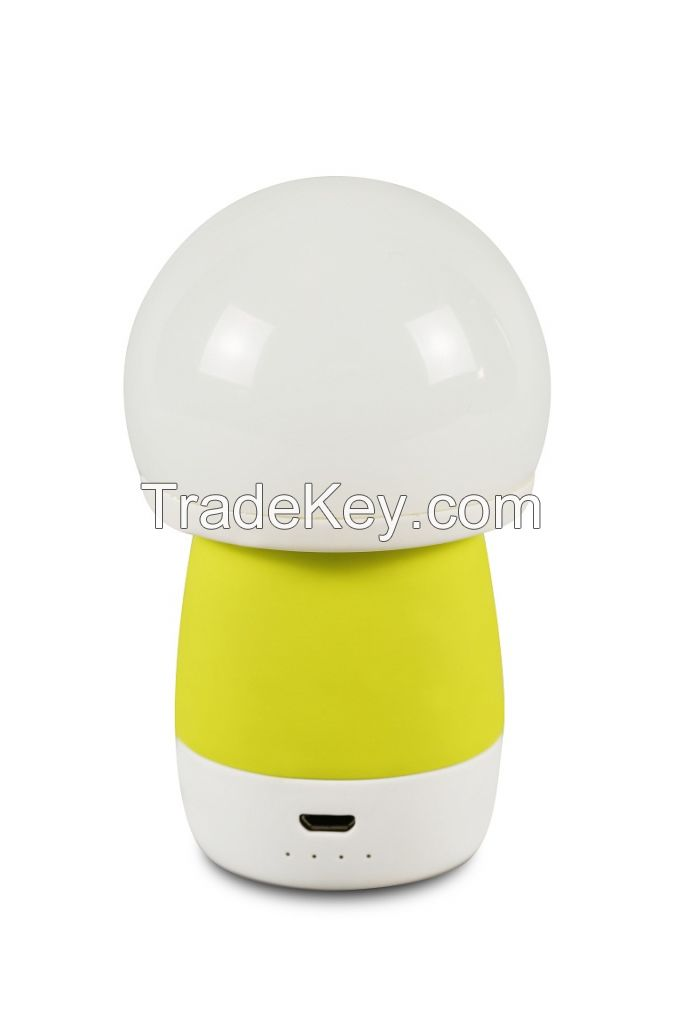 Mushroom LED night light APP color control gift ideas