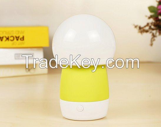 Mushroom LED night light APP color control gift ideas