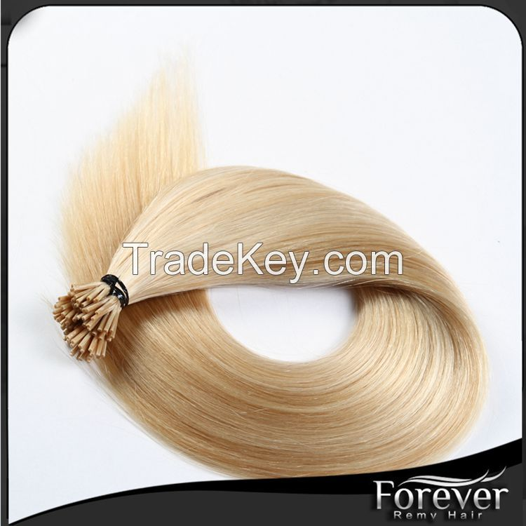 Forever Factory Price Wholesale Fast Shipping100 Remy Human Brazilian Hair