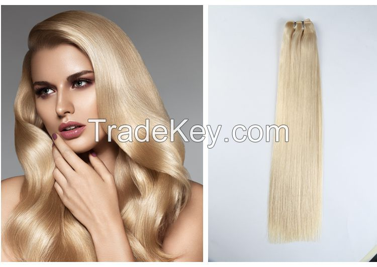Top Quality Large Stock Fast Shipping 100 Remy Human Hair Weave