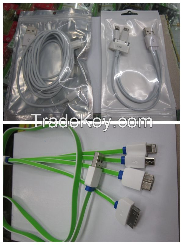 Supply export Mobile Phone Data Cable for Samsung, Iphone, Alcatel, XiaoMi, Nokia, Blackberry, Sony, Motorola, LG, ZTE, HuaWei, HTC, Oppo, Vivo, Gionee, MEIZU, Lenovo, Asus, Coolpad, Micromax, Tecno, Infinix, ITEL, Cellphone USB Charger Cable