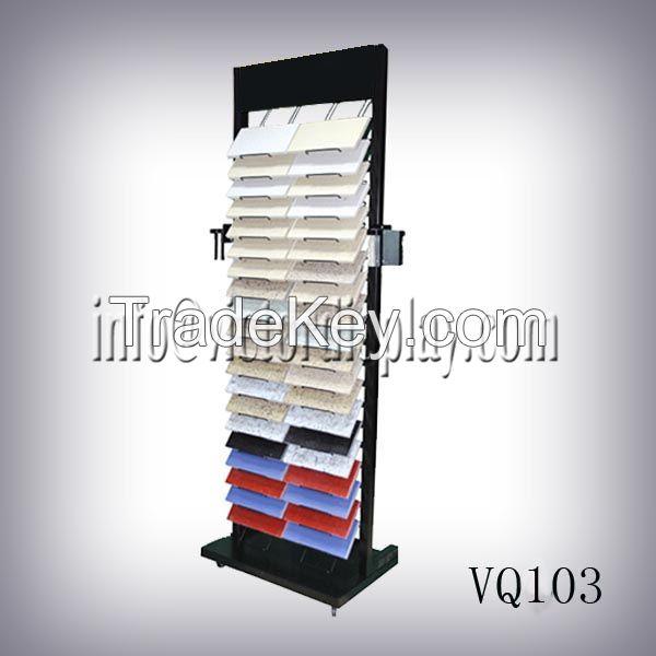 quartz stone display rack VQ101