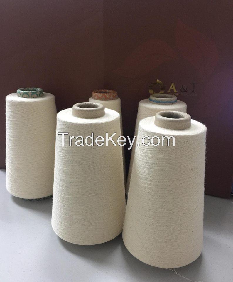 Cotton Yarn CM40/1 (contamination control)