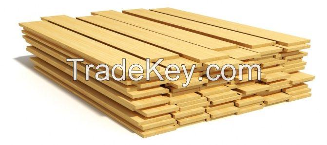 Lumber, parts, blanks