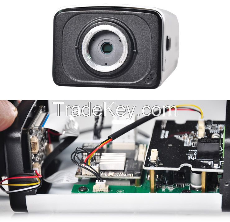 5 Mega Pixel HD IP Camera LS-HP500B-F