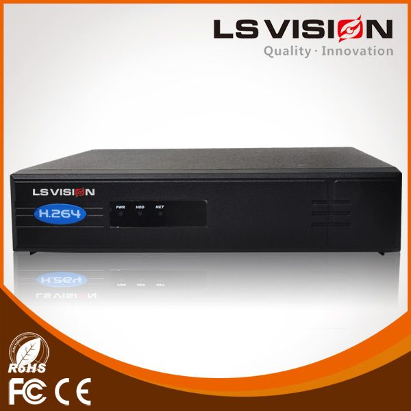 LS VISION 1080p 8ch hd nvr (LS-NF7208)