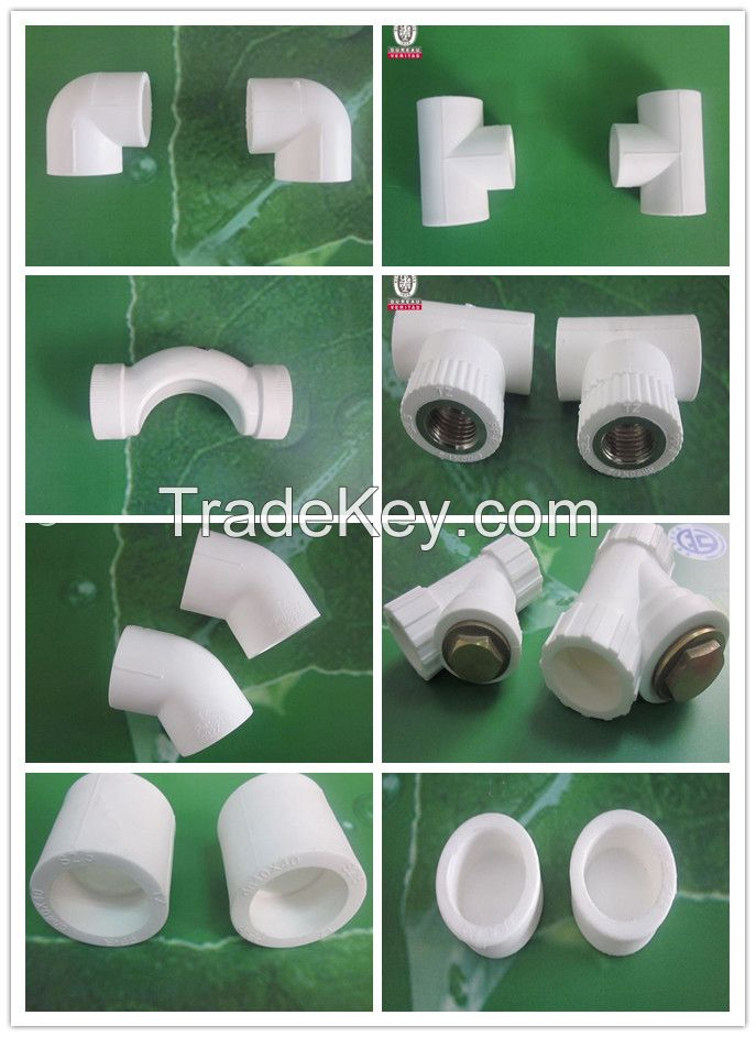 top quanlity of ppr pipes and fittings