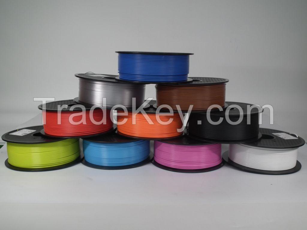 best selling 1.75mm pla filament for 3d printer