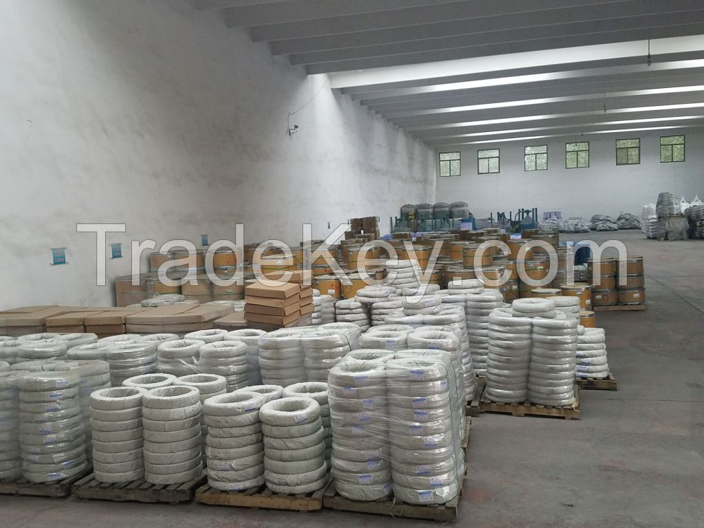 99.99% pure zinc wire for thermal spraying on Capacitor