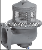 Aluminum Emergency Bottom Valve