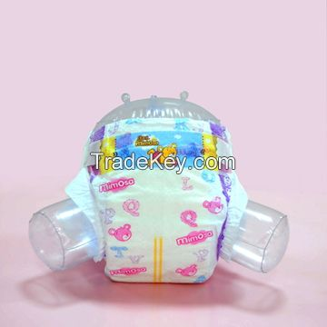 Hot sale disposable training pants sleepy baby diaper nappies OEM