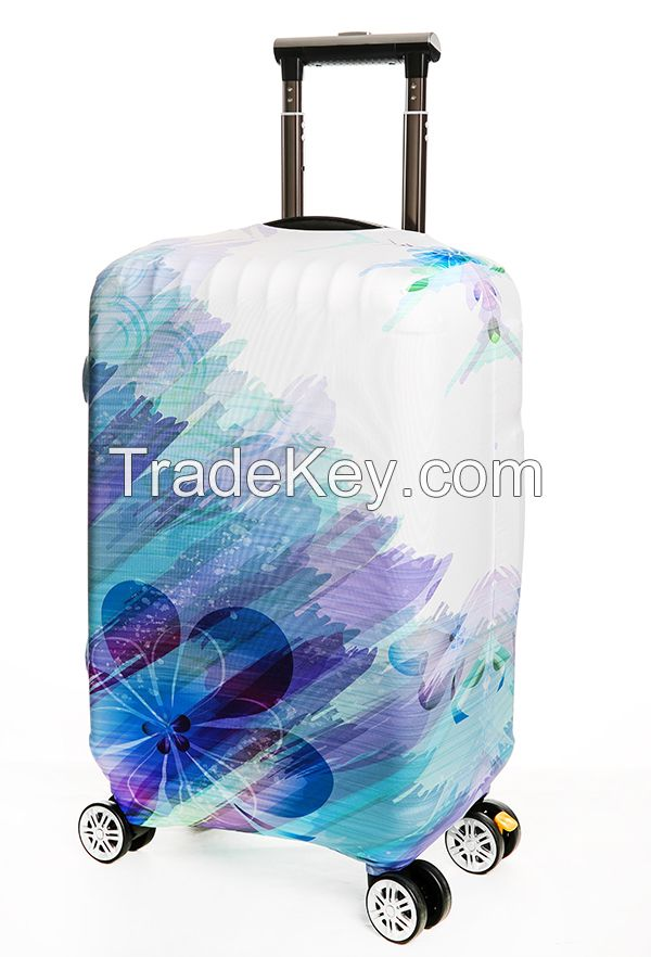 Luggage Cover with Strap
