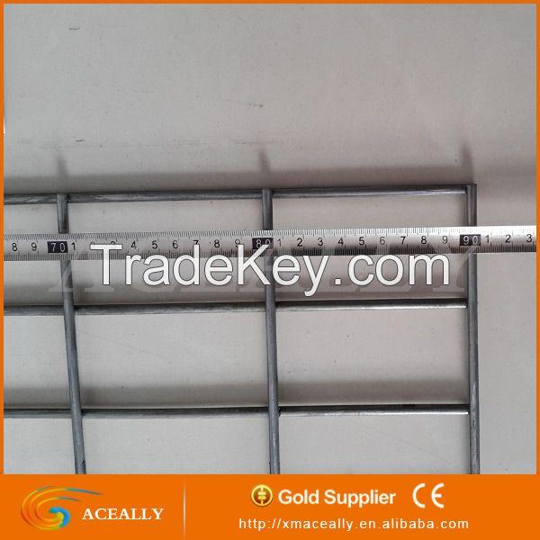 Customized Pallet Rack Metal Deck Size, Storage Wire Mesh Decking