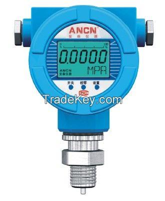 pressure gauge / pressure transmitter for industrial use