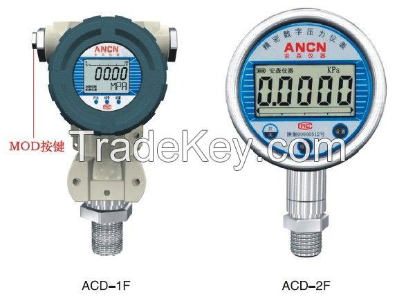 peak pressure gauge