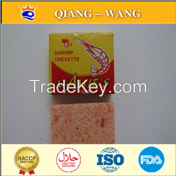 Seasoning condiment chicken flavor cube chicken cooking cube