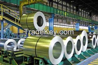 metals steel coils