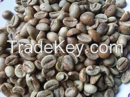 Robusta Java Coffee Greenbean