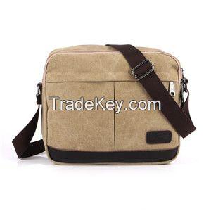 hot sale vintage canvas messenger bag
